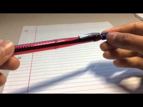 Pilot H-325/S-3 Mechanical Pencil Review
