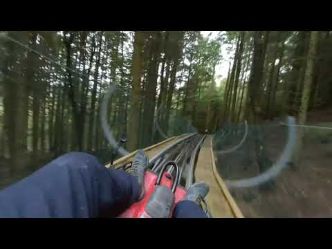 Fforest Coaster Betws y Coed in 3d 180VR