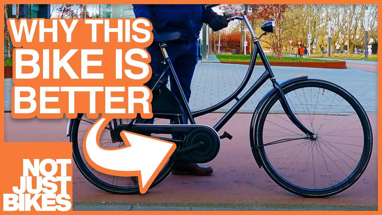 Le bici olandesi