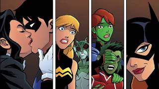 Download Video Who's Had Sex With Who In Young Justice? MP3 3GP MP4