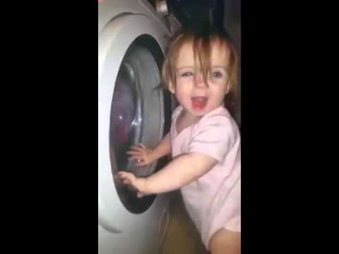 Caoimhe and the Washing Machine
