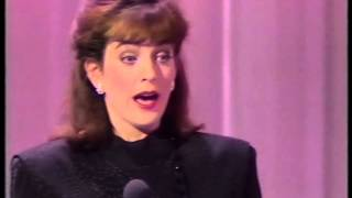 Elaine Paige and Siobhan McCarthy: I Know Him So Well -1987 Oliviers