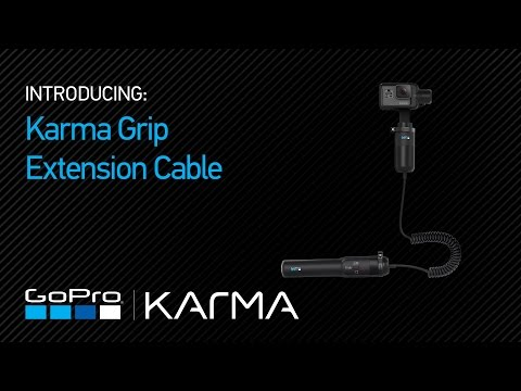 GoPro: Introducing Karma Grip Extension Cable