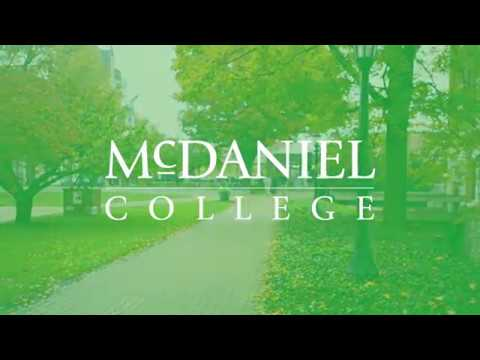 McDaniel College - video