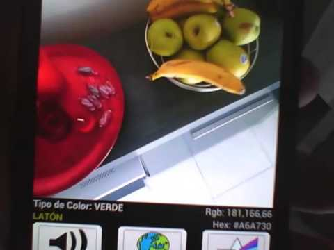Video of CamColor