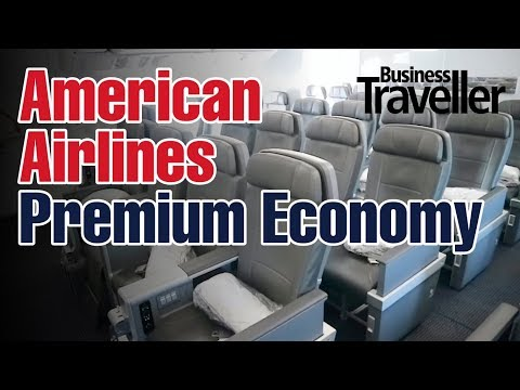 American Airlines Premium Economy – Selecting the Best Seats