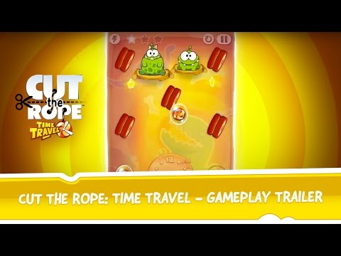 The New Cut The Rope Transcends The Laws Of Time And Space