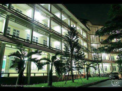 Trường Đại Học Nông Lâm Tp. Hồ Chí Minh