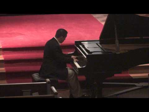 This was a collection of pieces from a recital I did a few years ago on the piano.