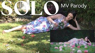 JENNIE SOLO MV COVER (MV PARODY)