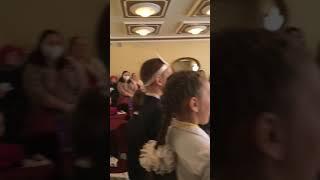 Первое видео.Праздник Букваря.Звезда канала.МБОУ Школа №129