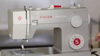 SINGER 4411 | Heavy Duty Sewing Machine - Play All