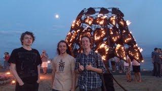 Barry Island Fire Festival - VLOG
