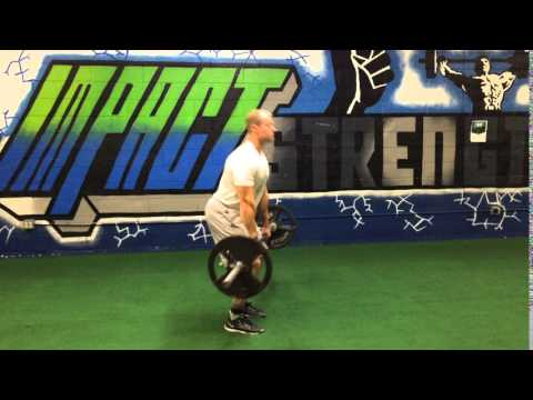 How to do the Hang Jump Shrug