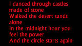 Blackmore's Night The Circle Lyrics