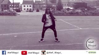DJNeck Ft. Daddy Yankee ; La Máquina Del Baile - Reggaeton routine  By Atef Blagui