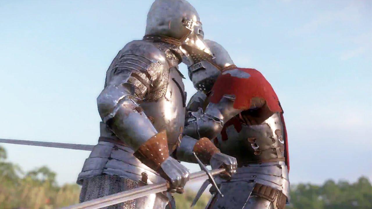 KINGDOM COME Trailer – E3 2015 (PS4 / Xbox One) #VideoJuegos #Consolas