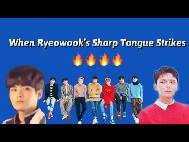 Video de pronunciación de Ryeowook en Inglés