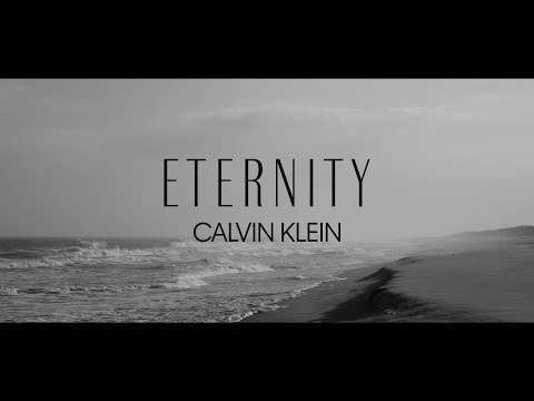 Eternity Calvin Klein Commercial (with Liya Kebede)