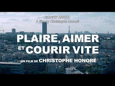 Sorry Angel / Plaire, aimer et courir vite (2018) - Trailer (English Subs)