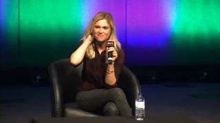 Eliza Taylor - Oz Comic Con - Day 2