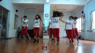 Party All Night (Practise) - Vũ đoàn BCA (Bồ Công Anh)