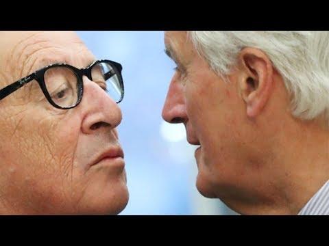 Watch again: Juncker and Barnier address European Parliament
