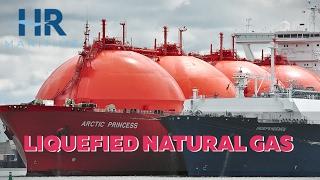 GAS NATURAL - Gás natural liquefeito