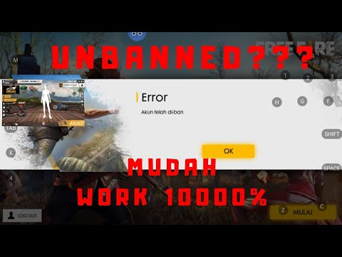 Video Cara Unbanned Account Freefire || Lucky Patcher (noroot
