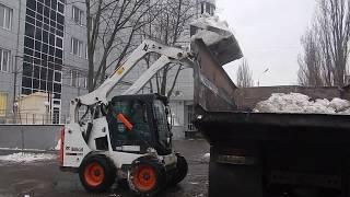 Аренда техники для уборки снега в Киеве 098 159 0 159 - видео 3