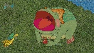 Гора самоцветов - Лягушка и муравьи (The frog and the ants) Алтайская сказка