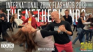 International Zouk Flashmob 2013 -  The Netherlands