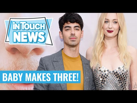 Sophie Turner Gives Birth to Baby No. 1 With Joe Jonas