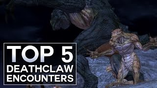 Fallout NV - Top 5 Deathclaw Encounters