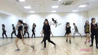 GIRLSTYLE HIPHOP - Đường Cong - Scorpio Trân Lê VDANCE