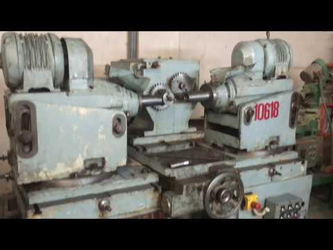Gear Tooth Rounding Machine