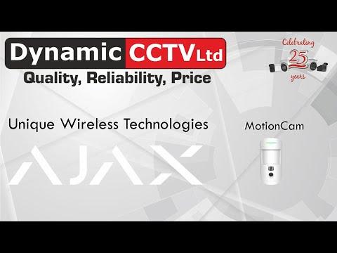 tech - Ajax's MotionCam