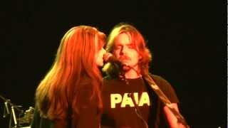 Paula and Lukas Nelson - Have You Ever Seen The Rain - 12/7/12