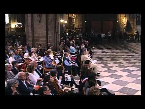 Messe d'action de grâce pour la Béatification de Mgr Romero