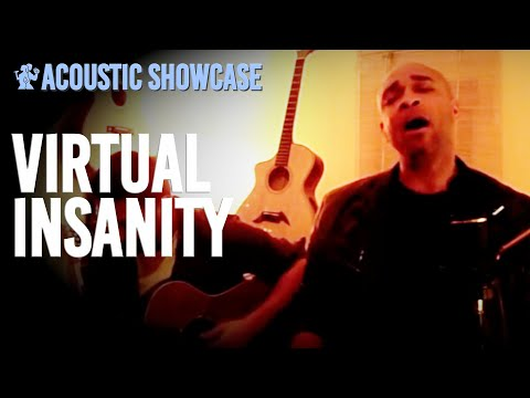 Jamiroquai - Virtual Insanity (Charles Simmons Acoustic Cover Version)