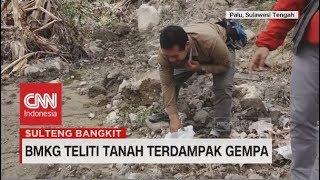 BMKG Teliti Tanah Terdampak Gempa