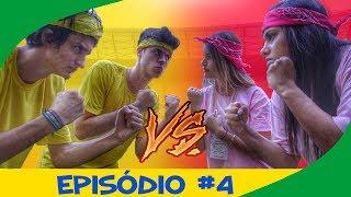 FINAL DA SUPER COPA (DEU RUIM?) - Episódio 4 #SCFC