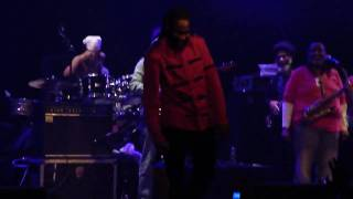 Tarrus Riley live 2010 Melkweg Amsterdam - Intro Lion Paw (1)