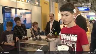 Соревнования по миослалому и нейросумо на ММСО-2018