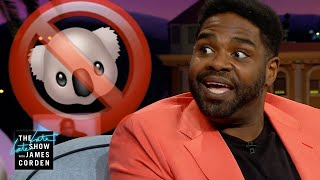 Ron Funches And The Perils Of Koala Petting