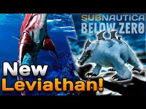 Top 10 NEW Subnautica: Below Zero Features & leviathans! (No