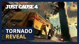Just Cause 4: Tornado Gameplay Reveal [PEGI] [Extended Version]