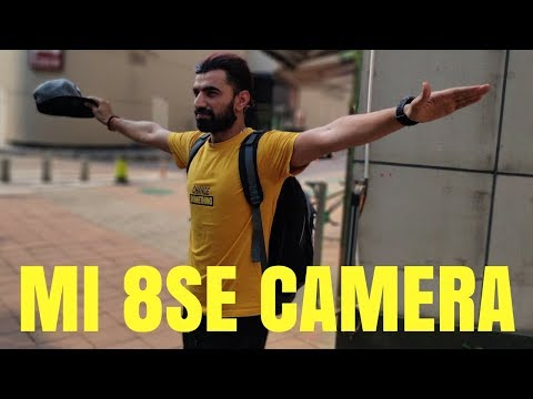 MI 8SE Camera Review – Budget Killer ? Hindi India
