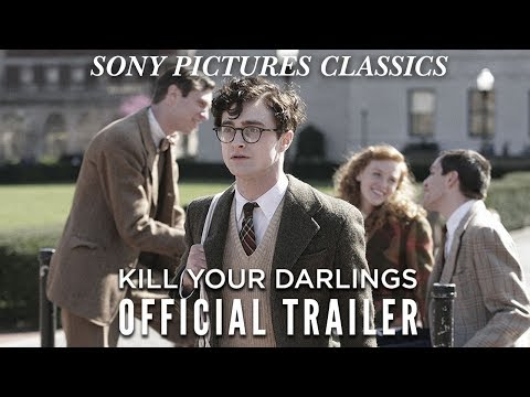 Kill Your Darlings Trailer