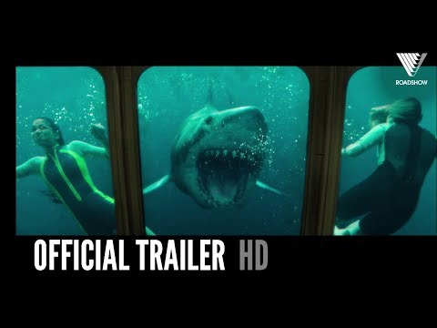 47 METRES DOWN: UNCAGED | Official Trailer 2019 [HD]